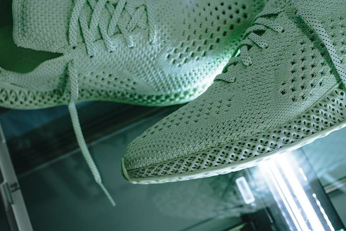 Daniel Arsham Adidas Futurecraft 4 D 5