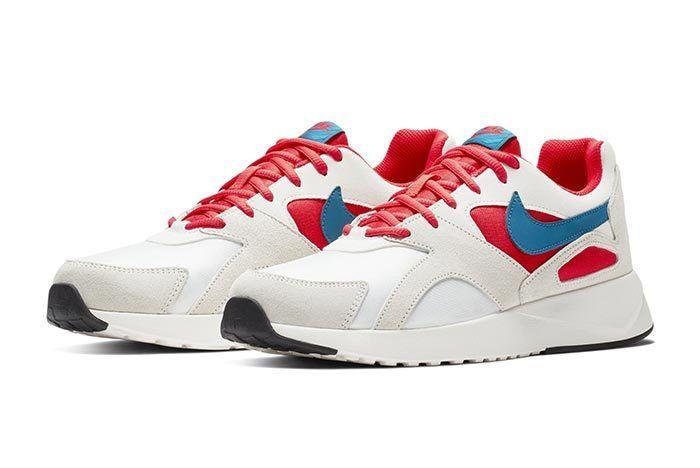 Nike Pantheos White Red Blue 3