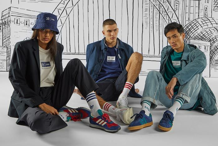 End Adidas Three Bridges