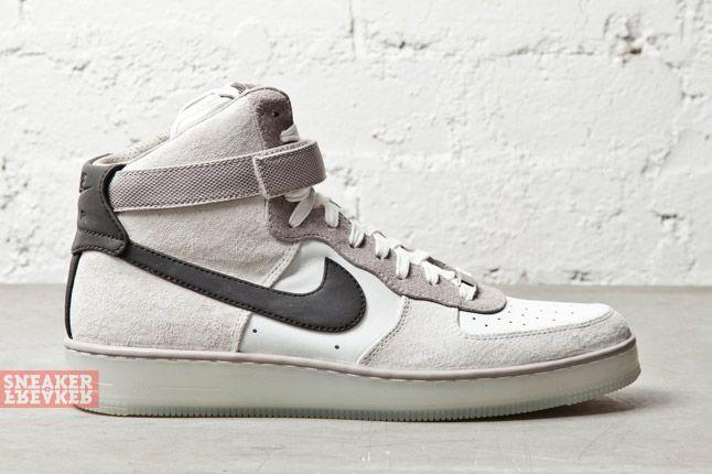 Nike Af1 Downtown Hi White 1