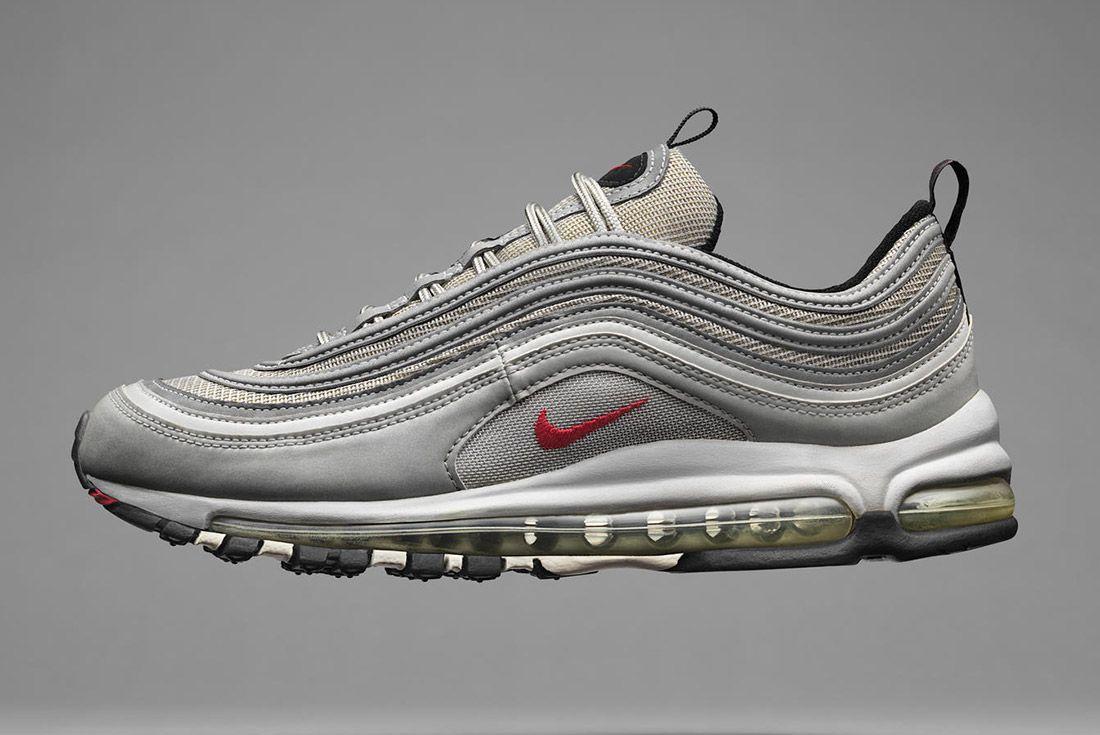 Nike Air Max 97 Silver Bullet La Silver 2