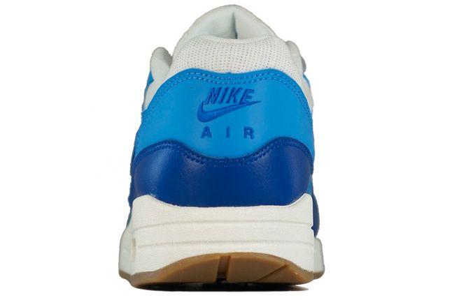 Nike Air Max 1 Vntg Blitz Blue Heel 1