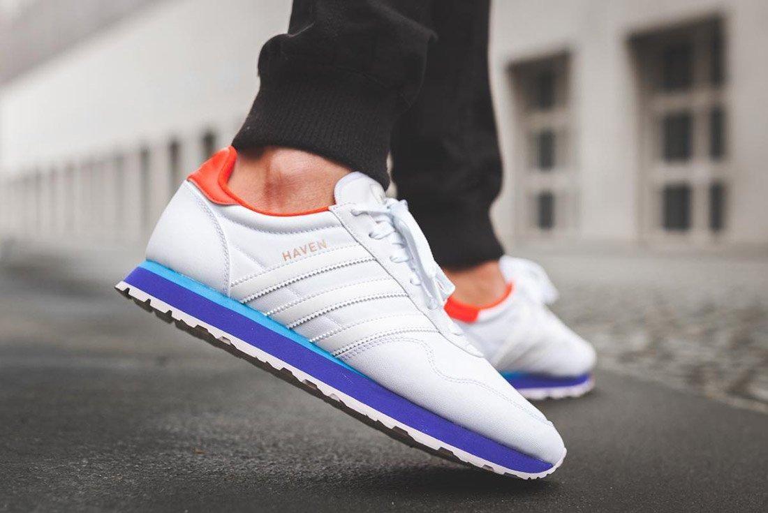 Adidas Haven White 1
