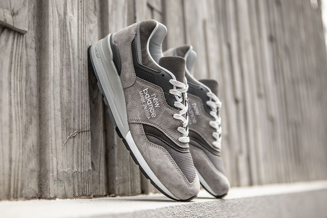 New Balance Grey Day Made 997 997S Sneaker Freaker 25