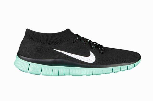 Nike Free Flyknit San Francisco Womens Marathon 5