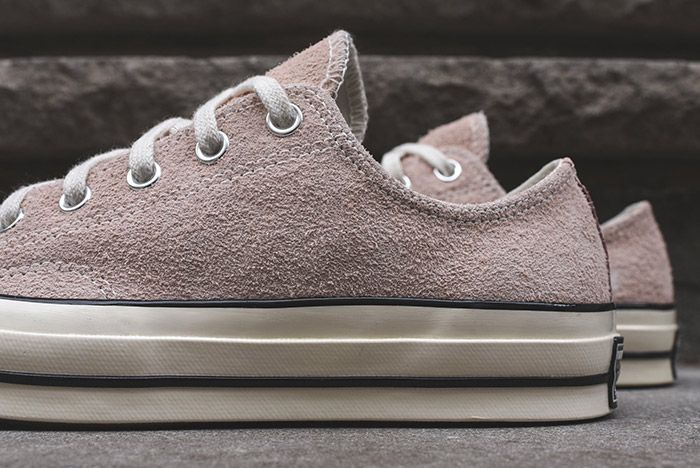 Converse Chuck Taylor All Star 70 Dusk Pink Suede 2