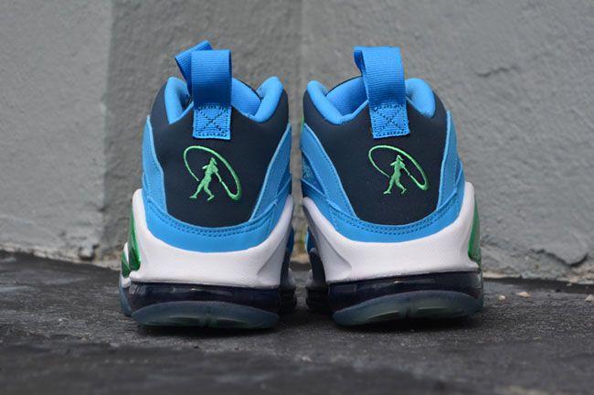 Nike Air Max 360 Diamond Griff Blue Hero Logo