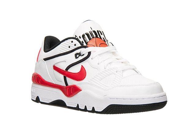 Nike Af2 University Red 1
