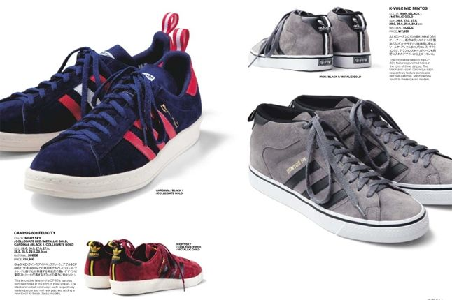 Adidas Kazuki Kzk Catalogue 23 1