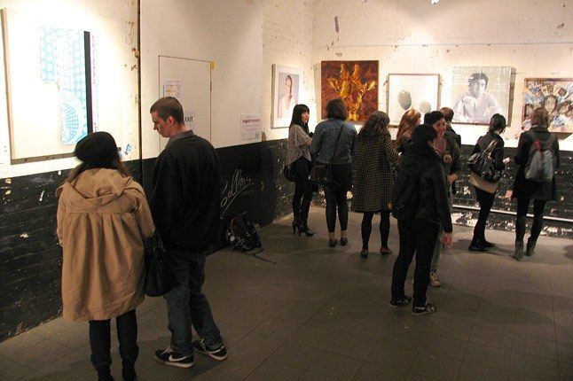 Just Another Group Show 1000 Pound Semi Permanent 4 1