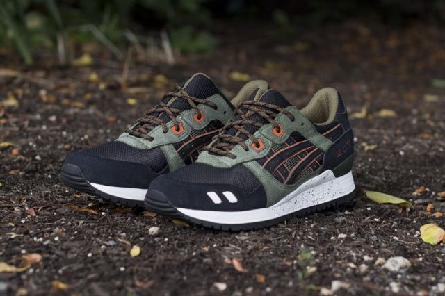 Asics Gel Lyte Iii Winter Trail