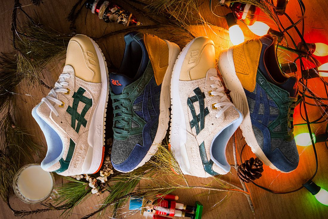 Asics Christmas Pack 6