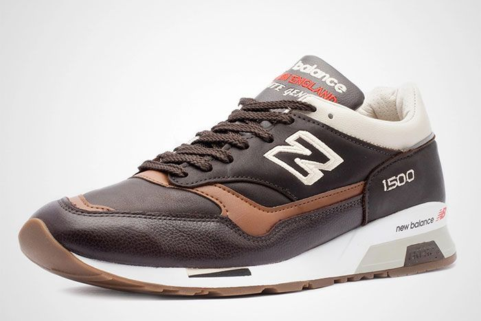 New Balance 1500 M1500Gnb Elite Gent Brown Front Angle