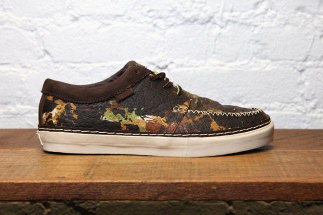 Vans Vault Brushed Camo Pack 106 Moc 1