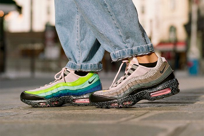 Size Nike Air Max 95 Left