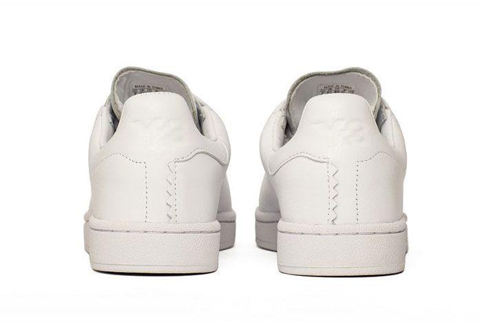 Adidas Y 3 Yohji Court White Ef2554 Heels