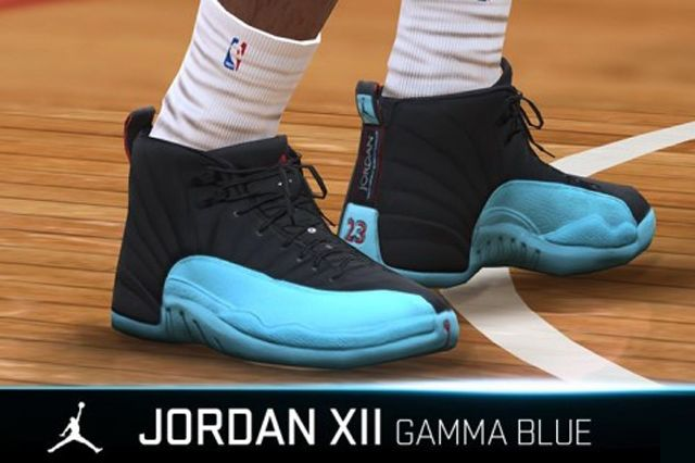 Nba 2 K15 Air Jordan Retros 1