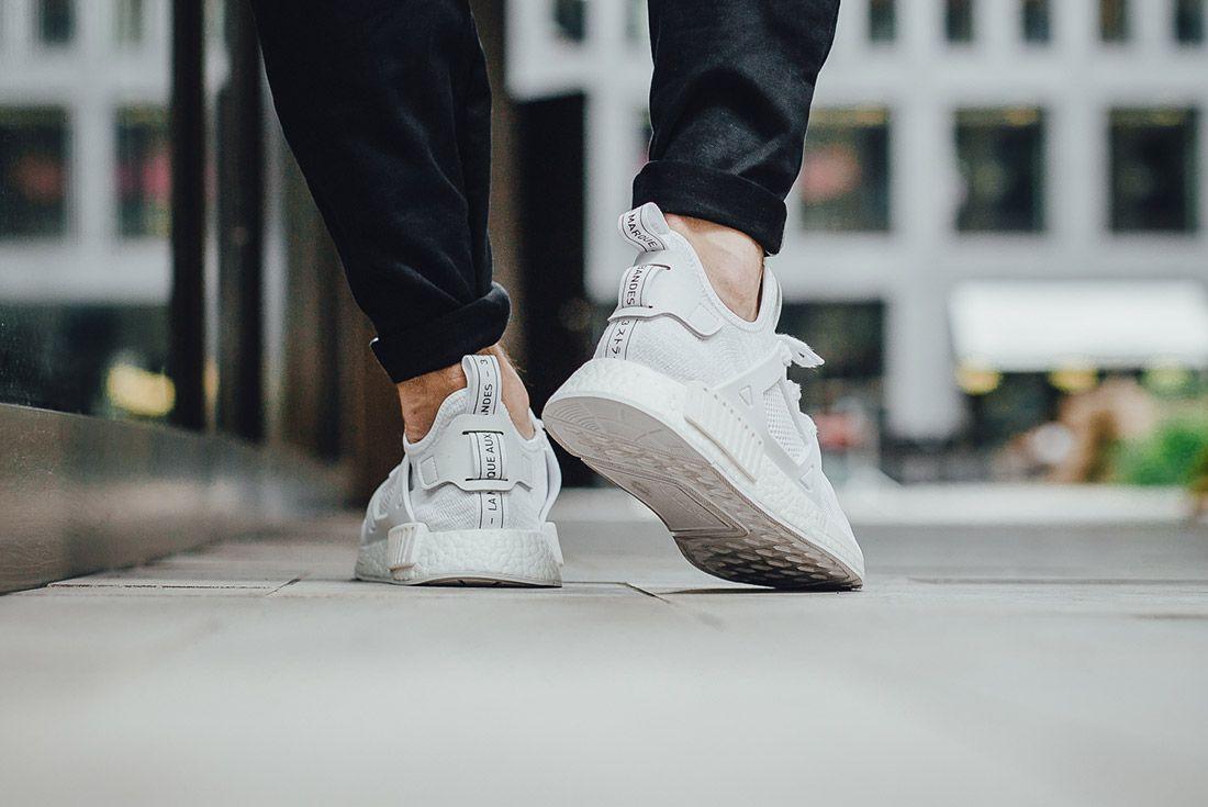 Adidas Nmd Xr1 White Glitch 2