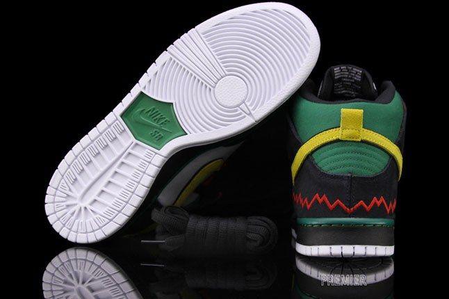 Nike Dunk High Mcrad Outsole 1