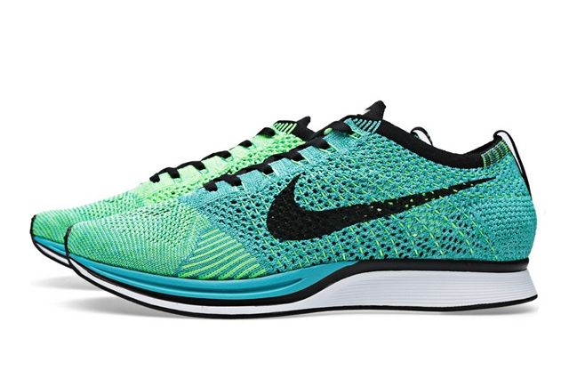 Nike Flyknit Racer Sport Turquoise 4
