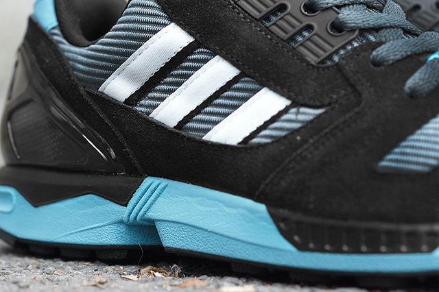 Adidas Originals Zx 8000 Boonix Bright Cyan 2