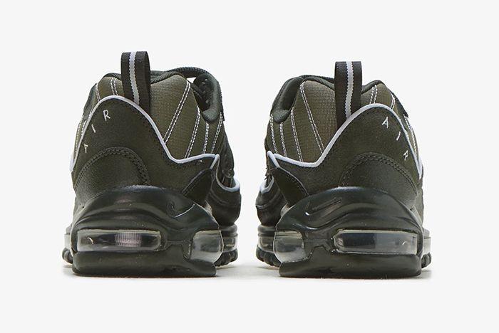 Nike Air Max 98 640744 300 Green Heel