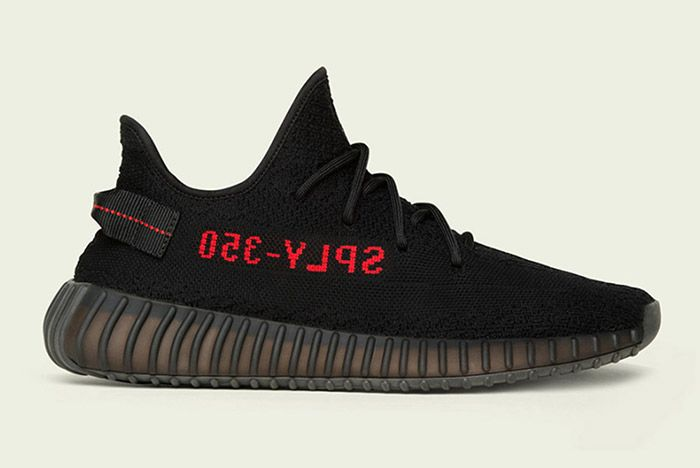 Adidas Yeezy Boost 350 V2 Black Thumb