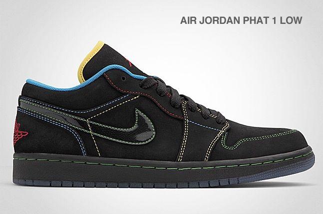 Air Jordan 1 Phat Low 1 1