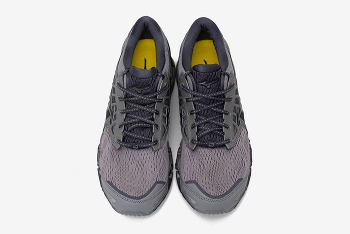 Mizuno Wave Prophecy 9 Gray Top