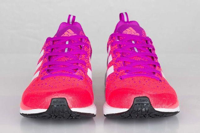 Adidas Originals Adizero Primeknit 2 0 Vivid Pink 7