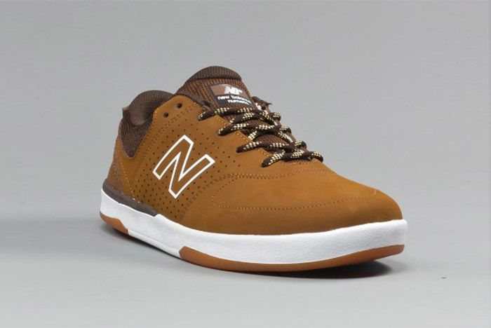 New Balance Numeric Pj Stratford 533 Brown 3