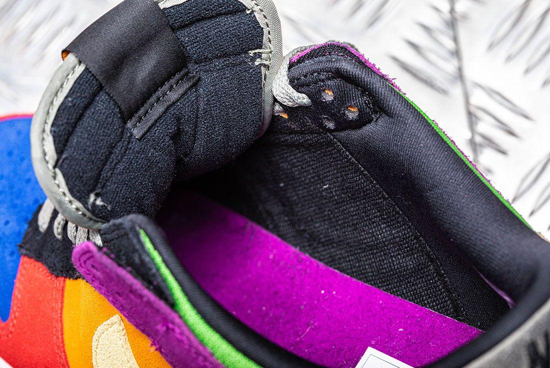 Nike Dunk Tongue No Elastic