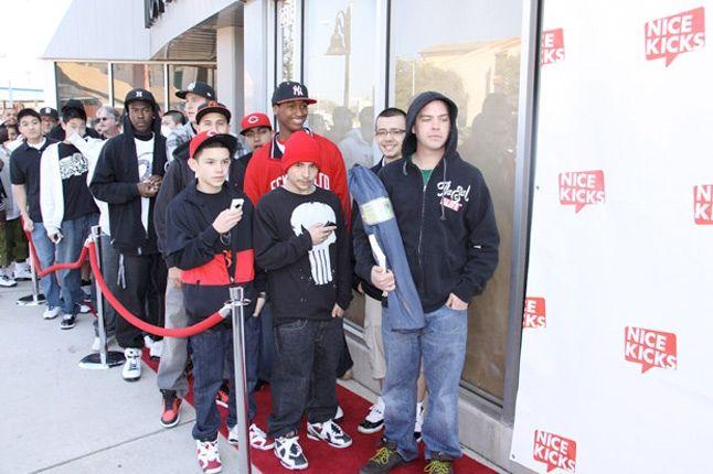 Nice Kicks Store Opening 3 1