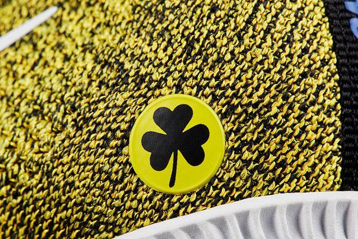 Nike Zoom Flyknit Streak Boston Yellow Blue 2