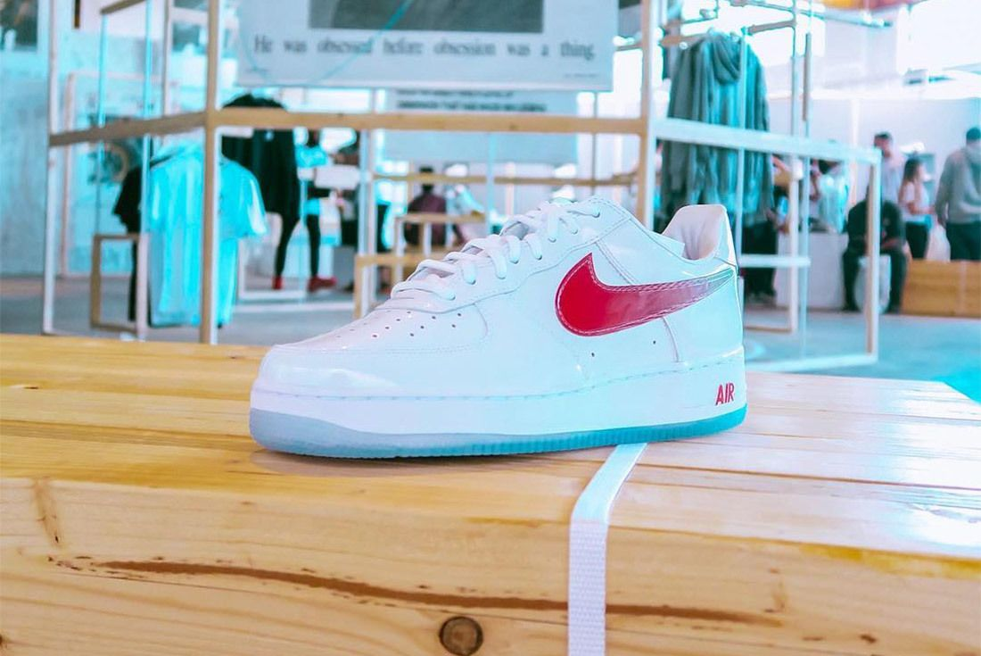 Nike Air Force 1 Taiwan 2018 Retro Makers Of The Game All Star 6