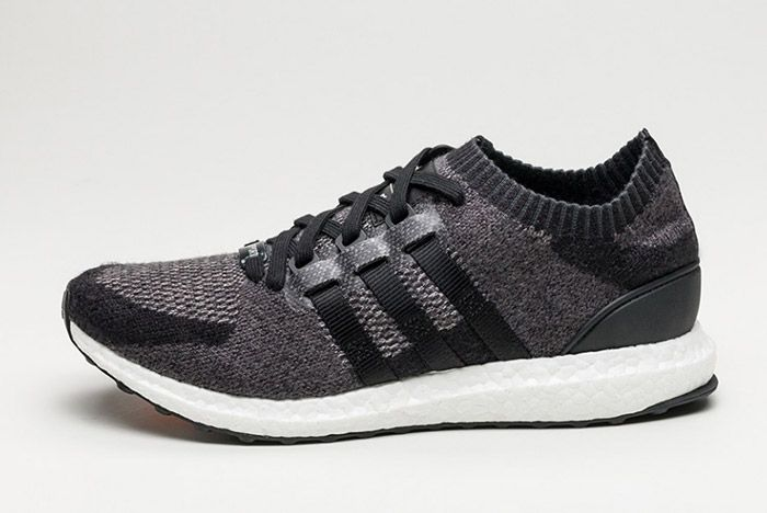 Adidas Eqt Support Ultra Primeknit Boost Black 3
