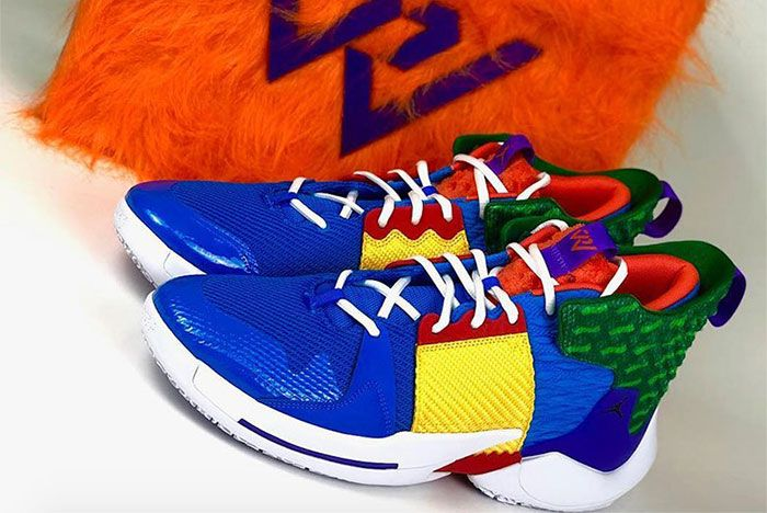 Russell Westbrook Jordan Why Not Zer0 Rugrats Box