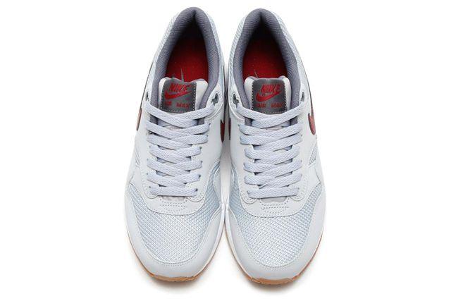 Nike Air Max Wolf Greyteam Red 2