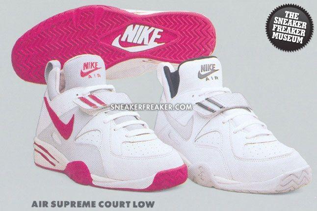 Nike Air Supreme Court Low 1