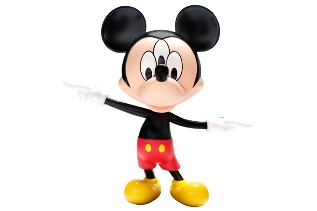 Clot Mickey Mouse 3 Eye 3 1