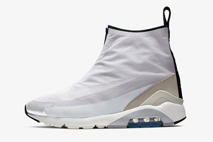 Ambush Nike Air Max 180 High White Bv0145 100 Release Date Lateral