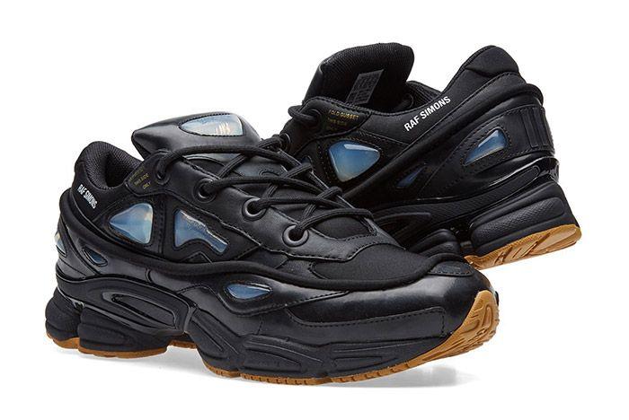 Raf Simons Ozweego Bunny Adidas Core Black 4