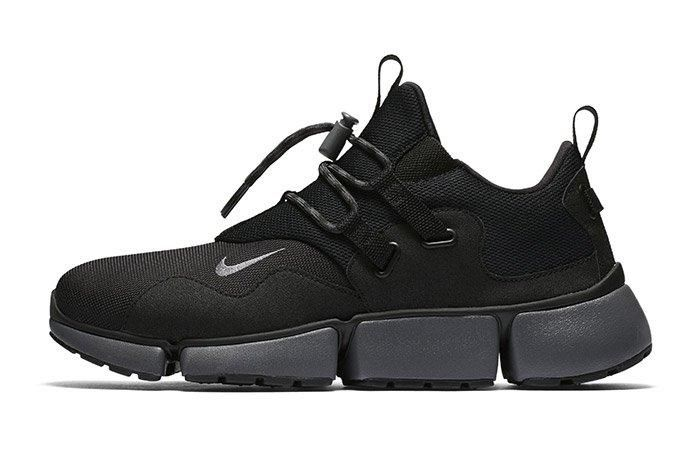 Nike Pocket Knife Dm Triple Black 2