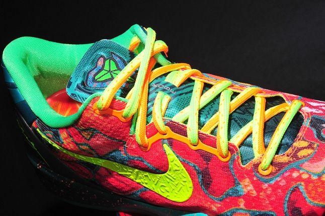 Nike Kobe 8 System What The Kobe 7