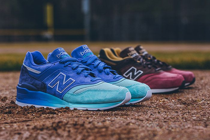 New Balance 997 Home Plate Pack 9