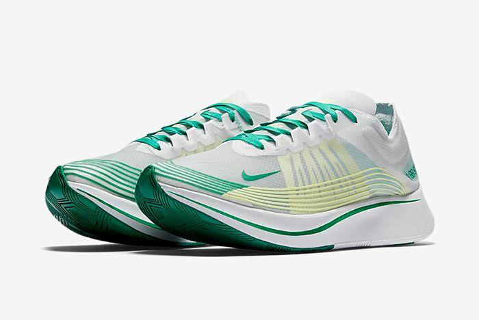Nike Zoom Fly Lucid Gree Sneaker Freaker 4