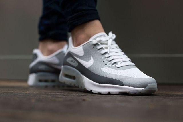 Nike Am90 Br Cool Grey Wolf Grey 2