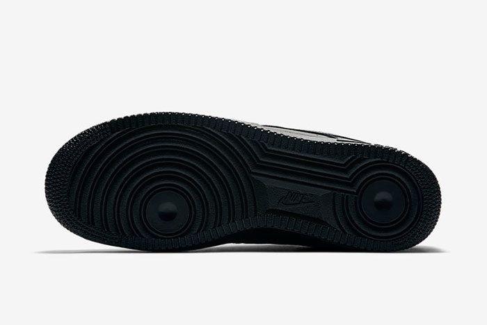 Nike Af1 Swoosh Pack Black Sneaker Freaker 5