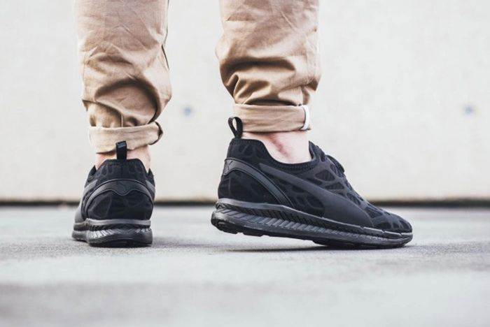 Puma Ignite Disc Sleeve Triple Black3