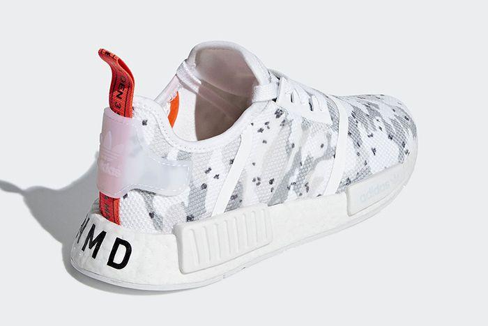 Adidas Nmd R1 Snow Camo 3
